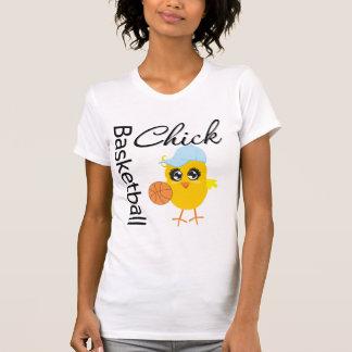 Basketball Chick Shirts