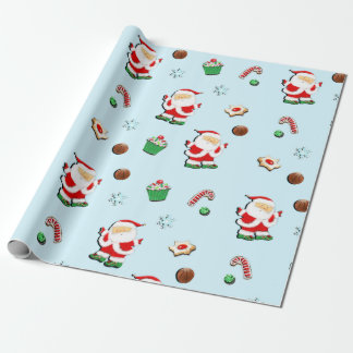 Basketball Christmas gift ideas Wrapping Paper