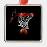 Basketball Christmas Tree Ornament