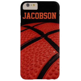 Basketball Close-up Sports Team Barely There iPhone 6 Plus Case