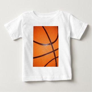 Basketball Close-Up Texture Skin Tshirts