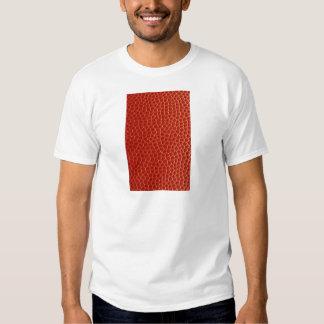 Basketball Close-up Texture T-shirts