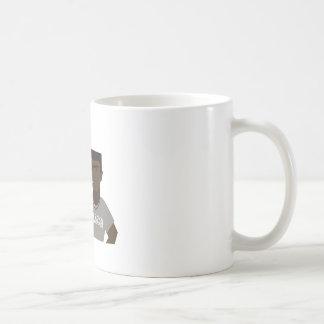 Basketball Coach Basic White Mug