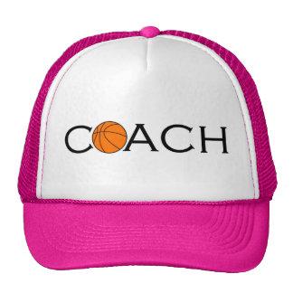 Basketball Coach Cap