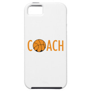 BASKETBALL COACH iPhone 5 COVERS