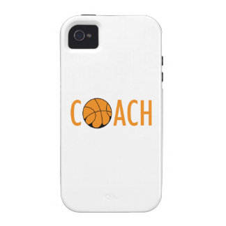 BASKETBALL COACH iPhone 4 COVER