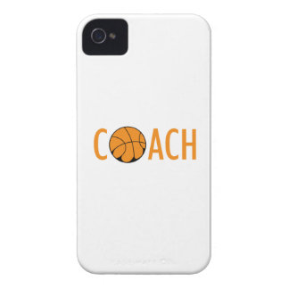 BASKETBALL COACH iPhone 4 Case-Mate CASES