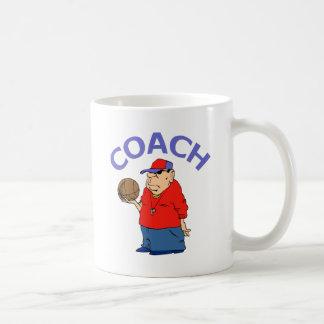 Basketball Coach Design Coffee Mug