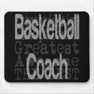 Basketball Coach Extraordinaire Mouse Mat