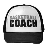 Basketball Coach Hat