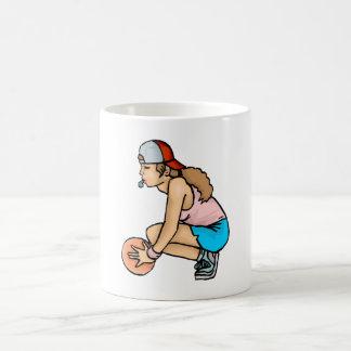 Basketball Coach Coffee Mug