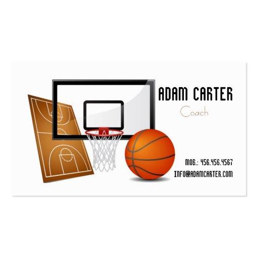 Basketball Player Card Designs