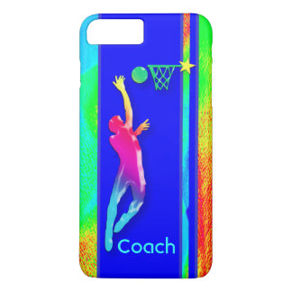 Basketball Coach Thank You iPhone 7 Plus Case