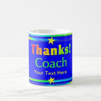 Basketball Coach Thank You Mug