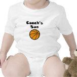 Basketball Coach's Son Bodysuits