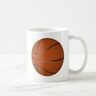 Basketball Coffee Mug