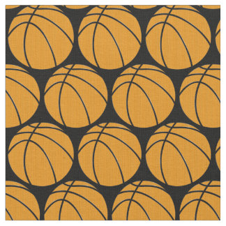 Basketball Combed Cotton Fabric