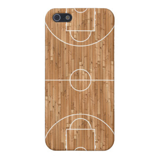 Basketball Court Case Cover Case For The iPhone 5