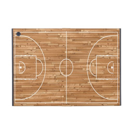 Basketball Court Case Cover Cover For iPad Mini