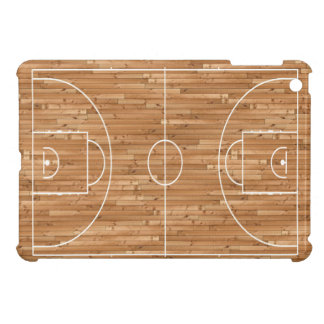 Basketball Court Case Cover iPad Mini Cover