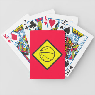 BASKETBALL crossing Deck Of Cards
