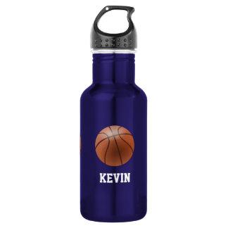Basketball Custom 532 Ml Water Bottle