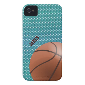 Basketball Custom iPhone 4 Case