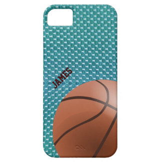 Basketball Custom iPhone 5 Case