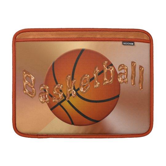 Basketball Custom Macbook Air Cases