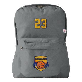 Basketball. Custom Player  Name, Number & Year Backpack