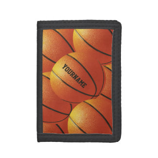 Basketball custom wallets