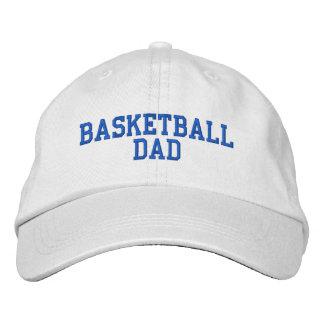 Basketball Dad Adjustable Hat