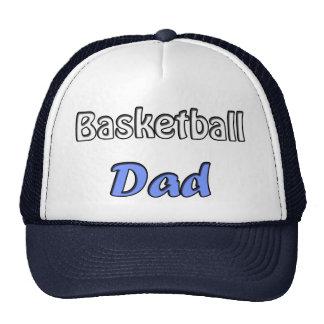 Basketball Dad Petten Met Netje