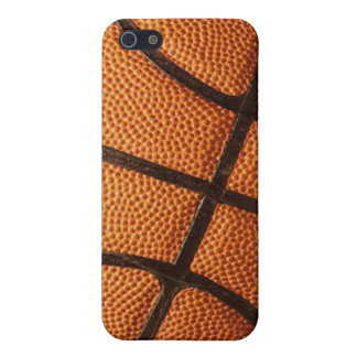 Basketball Design iPhone 5/5S Cases