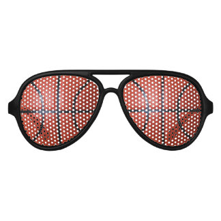 Basketball Design Photo Sunglasses Shades