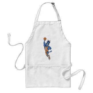 Basketball Devil Adult Apron