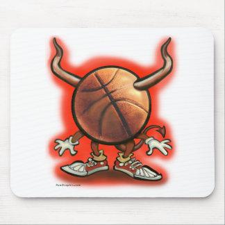 Basketball Devil Mouse Mat