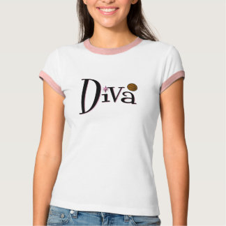 Basketball - Diva T-Shirt