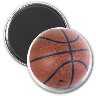 Basketball Dreams 6 Cm Round Magnet