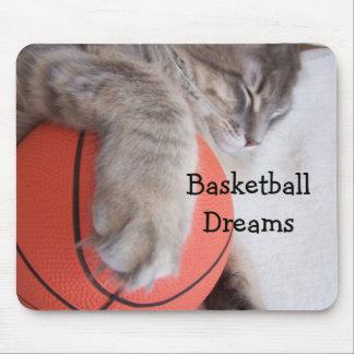 Basketball dreams, mouse mat