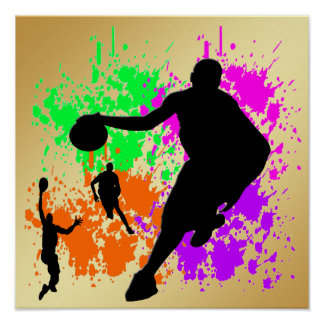 Basketball Dreams Poster