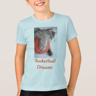 Basketball dreams, T-Shirt
