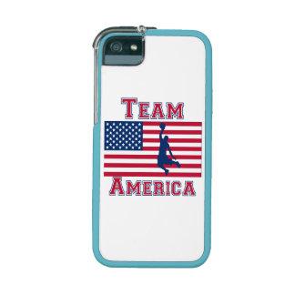 Basketball Dunk American Flag Team America iPhone 5 Cases