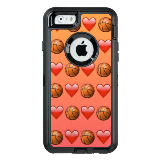 Basketball Emoji iPhone 6/6s Otterbox Case