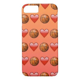 Basketball Emoji iPhone 7 Case