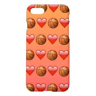 Basketball Emoji iPhone 7 Matte Case