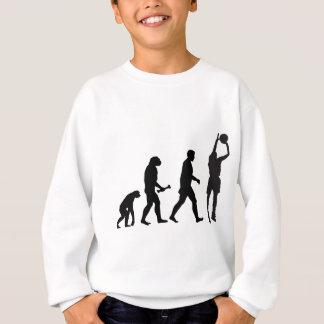 Basketball Evolution Sweatshirt