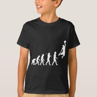 Basketball Evolution T-Shirt