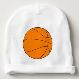 Basketball Fan Baby Beanie