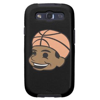 Basketball Fan Samsung Galaxy S3 Covers